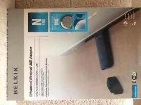 BELKIN Enhanced Wireless USB Adapter