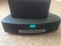 Bose Wave cd/dab radio and dock