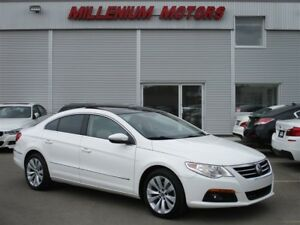 2011 Volkswagen CC SPORTLINE / LEATHER / SUNROOF