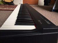 Roland A-88 MIDI Keyboard (88 Fully Weighted Keys)