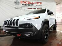 2015 Jeep Cherokee TRAILHAWKS, NAVIGATION,ENSEMBLE TEMPS FROID
