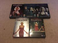 Battlestar Galactica Complete DVD boxset