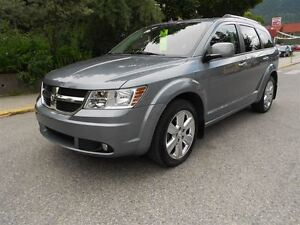 2010 Dodge Journey RT AWD 7 passenger, leather