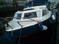 Microplus 571 Powerboat. For Sale or Swap for Sailing boat