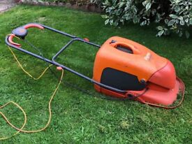 Flymo Micro Compact 300 Plus Hover Mover in good working order