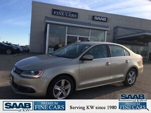 2012 Volkswagen Jetta ACCIDENT FREE 2.0 TDI COMFORTLINE HEATED