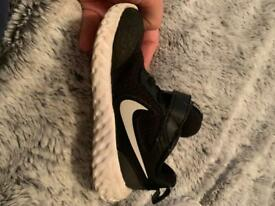 Nike trainers size 6.5 infant size