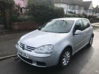 VW GOLF 1.9 TDI MATCH 2009 140,000 MILES 1 OWNER LOVELY CONDITION JUST HAD OIL SERVICE 12/3/2018
