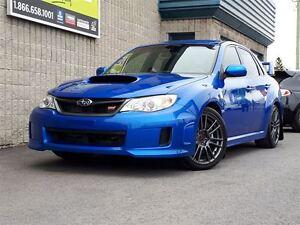 2013 Subaru WRX STi *305 HP* BLEU RALLY