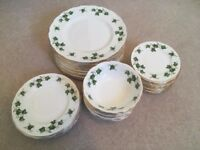 Colclough Fine Bone China - Ivy Pattern
