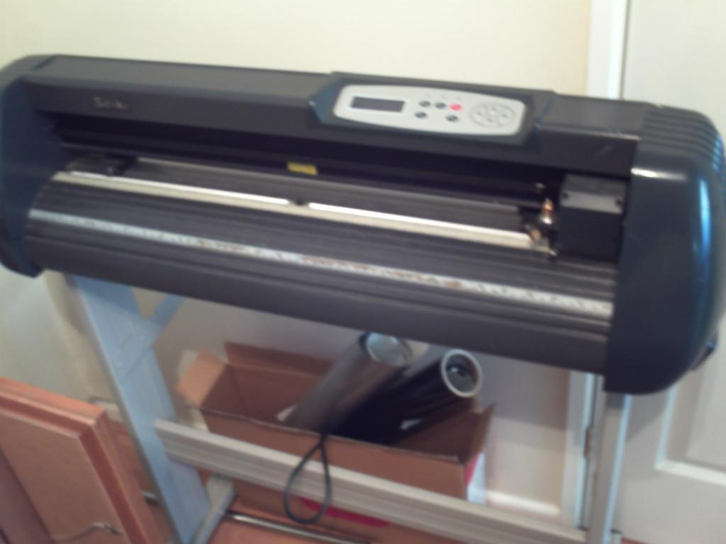 Seiki Sk 720 T Vinyl Cutter Plotter In Swansea Gumtree