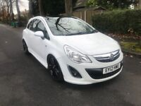 Vauxhall Corsa limited edition 12 Months Mot Full Service History Low Milge warranty milge