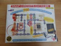Snap circuits electronic projects