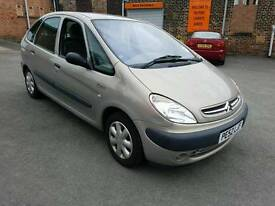 2002 XSARA PICASSO SX HDI P/X TO CLEAR