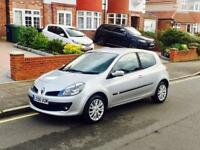 2006 Renault Clio 2.0 Sport ,Long Mot,Service History, Low Miles, Fully Loaded Cruise Control Alloys