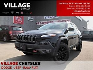 2017 Jeep Cherokee Trailhawk NAV|REMOTE|BACKUP CAM