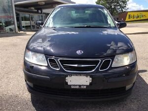 2006 Saab 9-3 Aero Auto *RARE*-Leather-Sunroof Kitchener / Waterloo Kitchener Area image 8