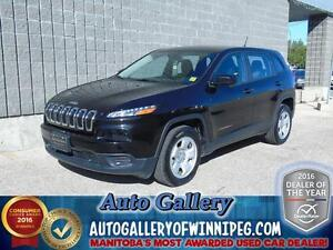 2014 Jeep Cherokee Sport*Only 1,890 kms