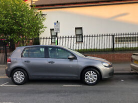 VW Golf 2009, 1.6 Petrol, Manual, 5 Door in Metallic Grey £3395 ONO