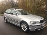 BMW 318 ES TOURER ESTATE CAR FULL MOT FULL SERVICE HISTORY FIRST TO SEE WILL BUY
