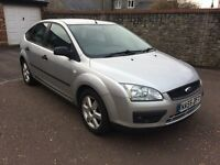 2005 FORD FOCUS 1.6 SPORT 5dr, ONE PRIVATE OWNER, FULL SERVICE HISTORY, NEW MOT.