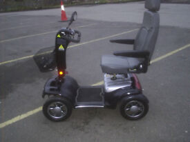 STERLING DIAMOND CLASS 3 8 MPH mobility scooter, good condition