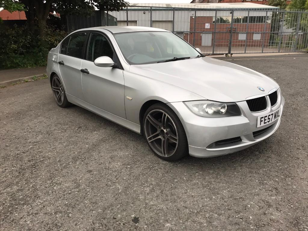 bmw 320i m sport alloy wheels e90 3 series not 320d in fallowfield manchester gumtree. Black Bedroom Furniture Sets. Home Design Ideas