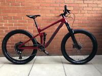 Trek Remedy 7 NX 2022 Full Suspension Mountain Bike