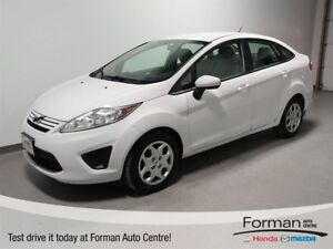 2011 Ford Fiesta S - Great Condition | Gas saver!