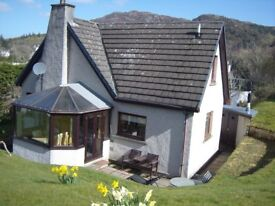 3 Bedroom House For Sale Gairloch Wester Ross