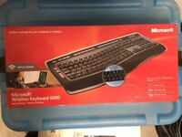 Microsoft Wireless Keyboard 6000
