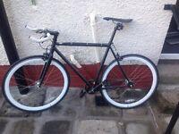 State co. Single speed bike