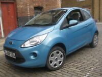 FORD KA 1.2 NEW SHAPE 2009 ### CHEAP TO TAX RUN AND INSURE ### 3 DOOR HATCHBACK