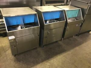 Restaurant bar glass washers and dishwasher available from $1400