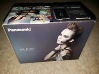 Panasonic wifi portable action video camera