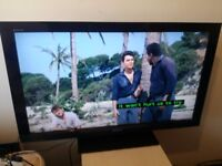 """Great condition 40"""" SONY BRAVIA LCD INTERNET TV full hd ready 1080p, freeview inbuilt"""