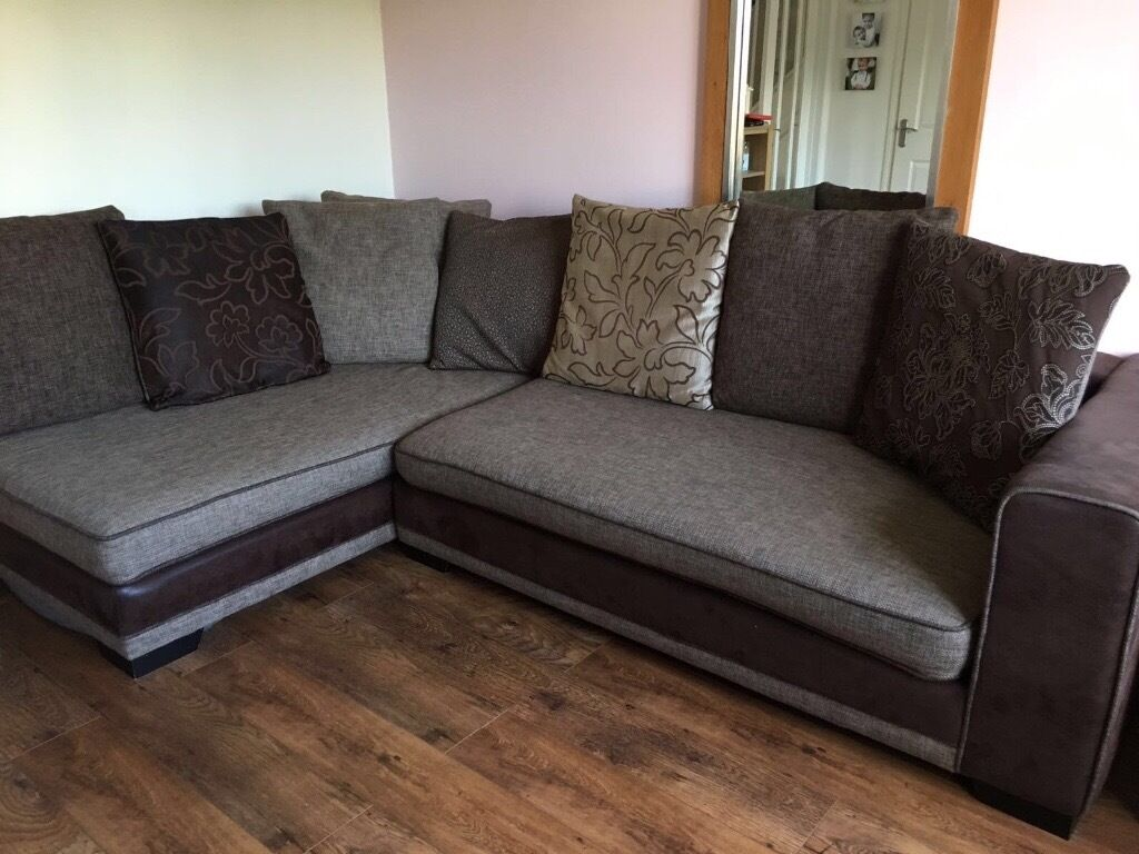 Dfs Monte Carlo Corner Sofa Footstool And Armchair