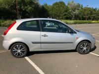 ***FORD FIESTA STYLE 1.25L SILVER***