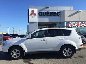 2011 Mitsubishi Outlander LS V6 AWD 7places