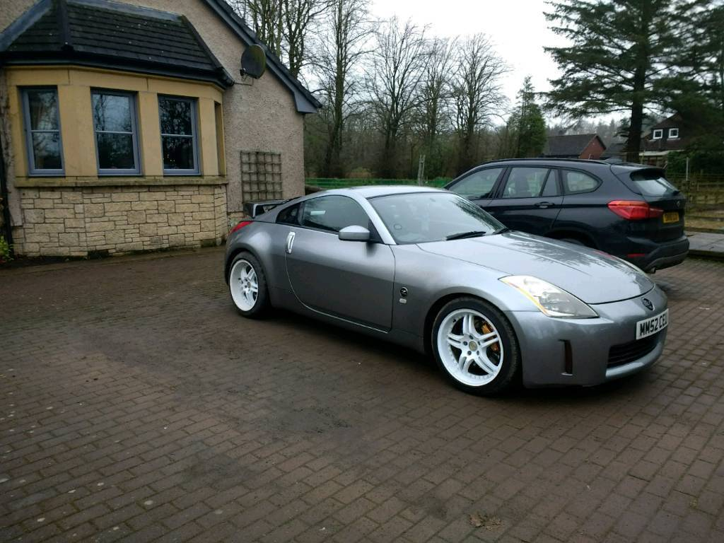nissan 350z in bathgate west lothian gumtree. Black Bedroom Furniture Sets. Home Design Ideas