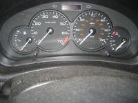 Peugeot 206 .....52 rag