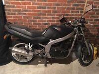 1994 Suzuki with gear