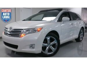 2010 Toyota Venza LIMITED AWD - NAV - CAM - PANO ROOF - REMOTE S