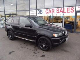 2003 53 BMW X5 2.9 D SPORT 5D AUTO 181 BHP***GUARANTEED FINANCE***PART EX WELCOME***