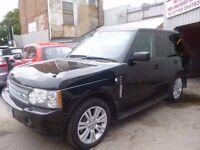 RANGE ROVER Vogue TDV8 Auto,3630 cc 4x4,FSH,electric leather interior,heated seats,Sat Nav,Sunroof