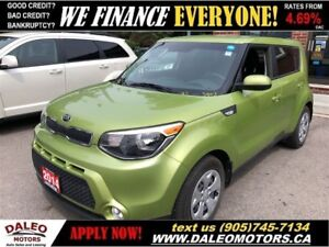 2014 Kia Soul LX | BLUETOOTH | VOICE COMMAND