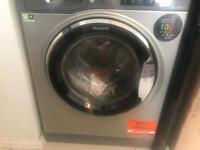 Washing machine ... HOTPOINT Smart+ RSG 964 JGX Washing Machine - Graphite NEW