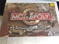 Unopened Monopoly Deluxe Edition Board Game.
