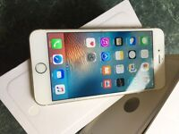 Apple I phone 6 plus gold 16gb unlocked