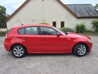BMW 1 series sport 118d 120d